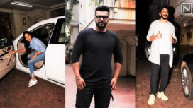 Bollywood Celebrities Come to Celebrate Arjun Kapoor's Birthday