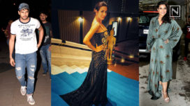 Fashion and Glamour by the Bollywood Celebrities Spotted in June 2018