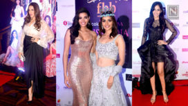 Celebrities Come Together for a Grand Ceremony by Miss India 2018