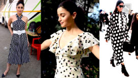 Bollywood Beauties Who Are Rocking the Polka Dots in Full Swing