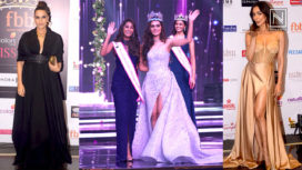 Celebs Gracing the Red Carpet at the Grand Finale of Miss India 2018