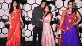 Shweta Tripathi and Chaitnya Sharma Celebrate a Star Studded Pre Wedding Party