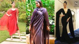 A Glimpse at All the Bollywood Celebrities Who Are Nailing the Cape Trend