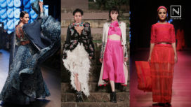Let's Have a Look at the Top 10 Fashion Shows of 2018 So Far