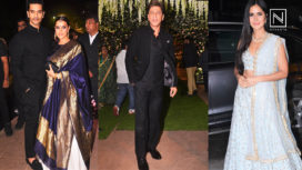 Bollywood Celebs at Poorna Patel's Wedding Reception