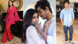 Top 5 Looks of Janhvi Kapoor and Ishaan Khatter During Dhadak Promotions