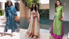 Ethnic Suit Looks that the Bollywood Beauties Pulled Off Brilliantly