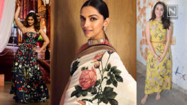 Bollywood Celebrities Who are Working the Floral Trend with Grace