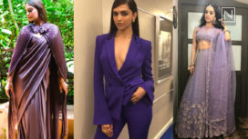 Bollywood Divas Keeping Their Fashion Game on Point with Purple
