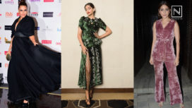 Celebrities Sporting the Velvet Look in Absolute Style