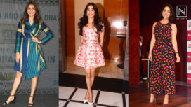 Here is a Look at Bollywood Celebs that Made Heads Turn this Week