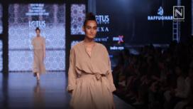 First Cut Designers Part 2 at Lotus Makeup India Fashion Week SS19