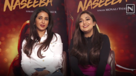 Krishika Lulla and Monali Thakur On their First Song Together O Re Naseeba