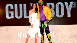 Alia Bhatt and Ranveer Singh Launch the Official Trailer of Gully Boy