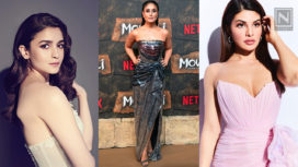 Bollywood Beauties Loving their Strapless Gowns and Dresses