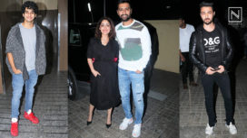 Bollywood Celebrities Attending the Screening of URI