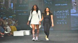 PV Sindhu Turns Showstopper for Misfit Panda at Lakme Fashion Week Summer Resort 2019