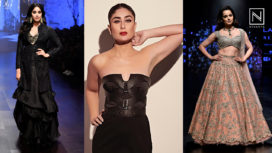 Top 10 Showstoppers who Absolutely Glammed up Lakme Fashion Week Summer Resort19