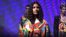 Bobo Calcutta and Ajay Kumar at Lakme Fashion Week Summer Resort 2019