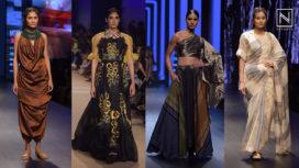 Day 1 at Lotus Makeup India Fashion Week Autumn Winter 2019