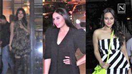 Bollywood Celebs Attend Huma Qureshi's Women's Day Bash