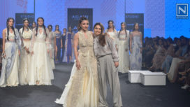 Soha Ali Khan Turns Muse to the Label Agami at Lakme Fashion Week Summer Resort 2019