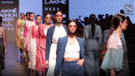Tahweave Showcases a Vibrant Collection at Lakme Fashion Week Summer Resort 2019
