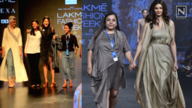 Designers and Their Showstoppers - Daisy Shah and Pooja Hegde
