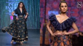 Designers and their Showstoppers - Kritika Kamra and Soundarya Sharma