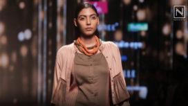 Liva Protege at Lotus Makeup India Fashion Week Autumn Winter 2019