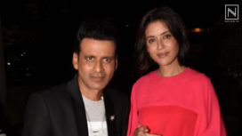 Bollywood Celebs Attend Manoj Bajpayee's Birthday Bash