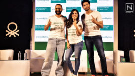 Saif Ali Khan, Bhumi Pednekar and Siddhant Chaturvedi Appeal Young India to Vote