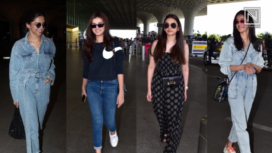 B-town Celebs Acing Their Airport Fashion Game