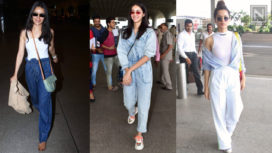 Best of Celebrity Airport Looks from May 2019