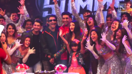 Shiamak Davar Celebrates 25 Years of Summer Funk with the Bachchan Family