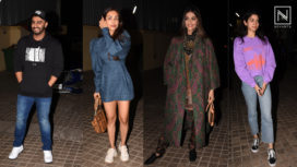 Bollywood Celebs Attend the Special Screening of India's Most Wanted