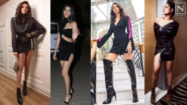 Bollywood Divas Slaying the Classic LBD in their Most Fashionable Way