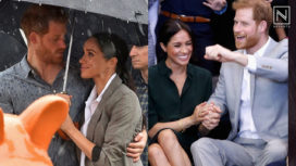 Anniversary Special Idyllic Moments of Prince Harry and Meghan Markle