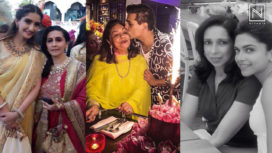 Adorable Pictures of Bollywood Celebs and their Mothers