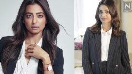 Radhika Apte Launches Van Heusen's Brand New Store