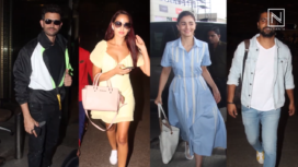Bollywood Celebs in this Week's Voguish Airport Looks