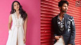Kiara Advani and Shahid Kapoor at the Trailer Launch of Kabir Singh