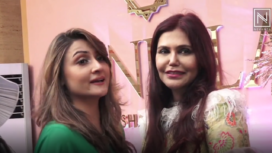 Launch of Darshanaa Aswani's New Jewellery Collection