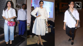Bollywood Divas Styling the Classic White Shirt this Summer
