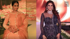 Designers and their Showstoppers - Sanjjanaa Galrani and Ragini Dwivedi