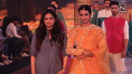 Kavita Agarwal Showcases Wedding Wear at Bangalore Times Fashion Week 2019