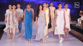 Label Madame Showcases at Bangalore Times Fashion Week 2019