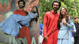 Sharmin Segal and Meezaan Come Together for the Song Launch of Malaal