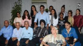 Salman Khan and Katrina Kaif Meet the Families Who Went Through 1947 Partition