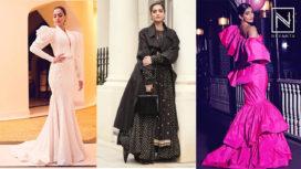 Sonam Kapoor's Top 5 Voguish Looks